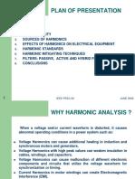 Harmonic mitigation