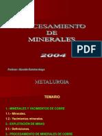 Presentación curso Metalurgia