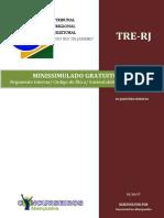 Minissimulado Inédito (TRE-RJ)..pdf