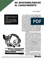 Maggio - Reflexiones epistemológicas en torno al conocimiento didáctico.pdf