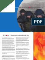 Catálogo Bonowi - Material de Protección Policial
