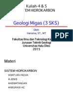 Kuliah-4 & 5 Sistem HC