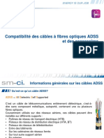 Informations Compatibilit Accessoires Cable ADSS