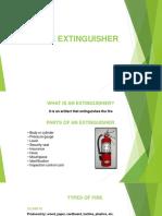 Extintores Ingles