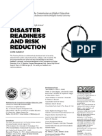 Disaster Readiness and Risk Reduction
