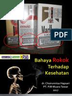 Penyuluhan Rokok PT PJB Muara Tawar