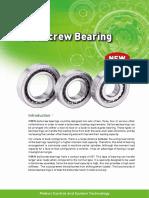 Ballscrew Bearing