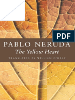 Neruda, Pablo - The Yellow Heart (Copper Canyon, 1990)