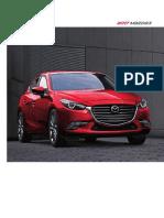 2017 Mazda 3 Brochure En