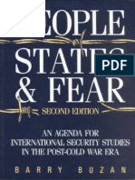 Barry Buzan-People, States and Fear