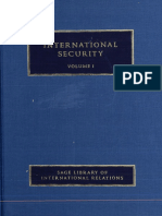 Barry Buzan and Lene Hansen-International Security Volume 1