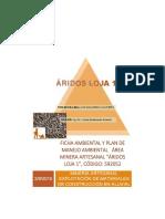 f.a. y Pma Áridos Loja 1