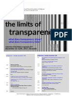 The Limits of Transparency _ KVAB.pdf