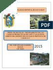 San Gaban - Mejoramiento de Las Cadenas Productivas de Cafe y Cacao en El Ambito Del, Distrito de San Gaban - Carabaya