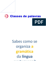 PPT Classes de Palavras - Definitivo
