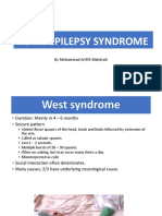 Some Epilepsy Syndrome Ayep
