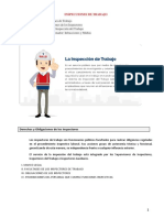 INSPECCION DE TRABAJO MTPE