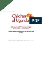 international womens night - final campaign