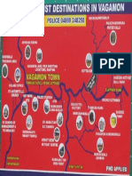 Vagamon Map