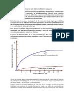 Determinación de La Cinética de Flotación de Espumas
