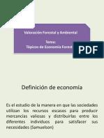 Tema 2. Economia y Valoracion