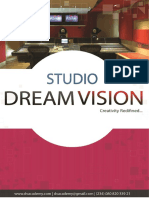 DREAMVISION Recording Studio Business Plan