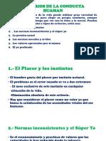 Criterios de La Conducta Huaman