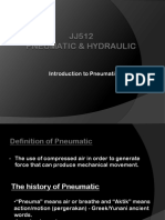 DJJ5123 Introduction of pneumatic