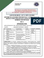 Informe de Acciones-preventivas-y-correctivas del modulo para análisis de fluidos