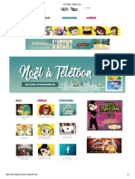 Ultimate Teletoon Pages
