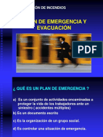 2.-Plan de Emergencia
