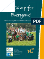 inclusive summer camp