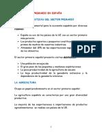 El Sector Primario (9-11)
