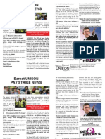 Pay Matters Strike Flyer v2