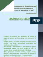 Dinâmica de Grupos 7 Períodov