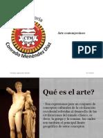 Arte Contemporáneo (Integradora Informatica)
