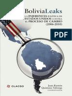 Bolivia Leaks