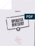 BB Operative Dentistry