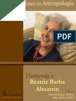Homenaje a Beatriz Barba
