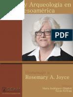 Homenaje a Rosemary Joyce