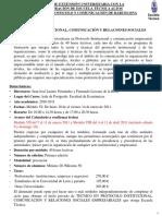 Módulo VI- Protocolo Institucional
