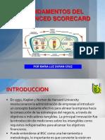 Balance Score - Diapositivas
