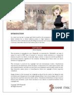 Vhayste Jeandarc Guide 2008feb18