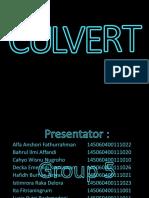 Presentasi Culvert