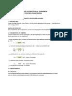 1. Parametros de Diseño - Cubierta