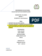 Oclusión Dental Documento 3