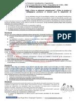 Teorías y Procesos Pedagógicos III