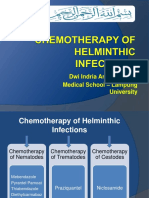 Chemotherapy of Helminthic Infentions