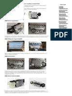 Remanufactured Wabco ECUs & Actuators _ H L Smith