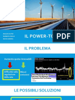"Il ""Power To Gas"""